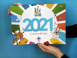 Calendrier scout 2021_