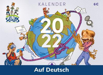 Kalender 2022 (DE)