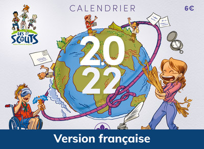 Calendrier scout 2022 (FR)