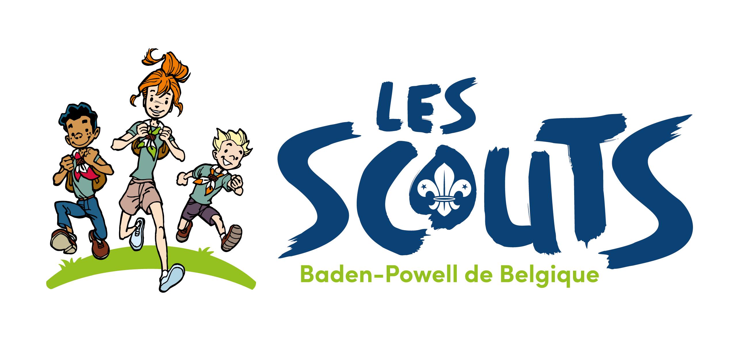 Logo Onlineshop Les Scouts